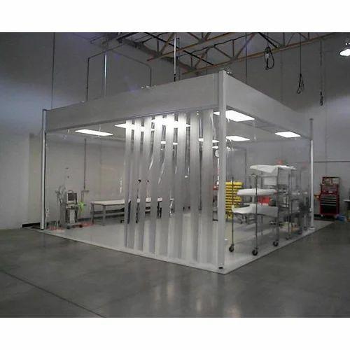 Aluminum Modular Soft Wall Clean Room