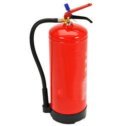 Water And Foam Fire Extinguisher