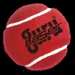 Guru Laser Heavy Weight Cricket Tennis Balls