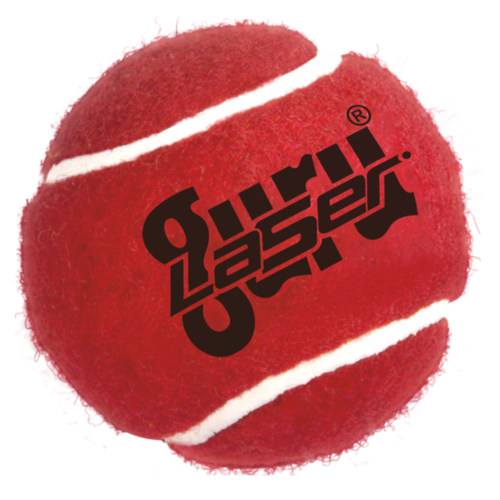Guru Laser Heavy Weight Cricket Tennis Balls