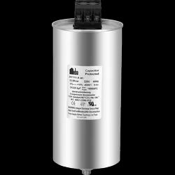 GAS FILLED CAPACITORS