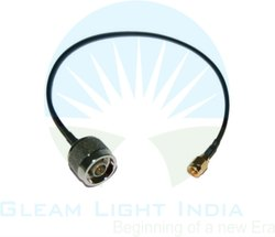 RF Cable Assemblies N Male to SMA Male in RG 174