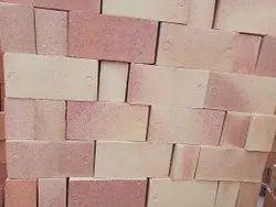 Brown Alumina Fire Clay Bricks for Side Walls