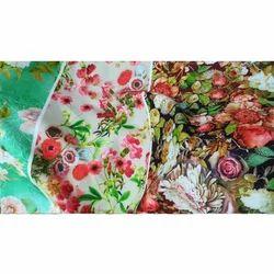 Digital Printed Scuba Fabric