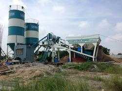 Concrete Batching Mixer