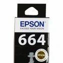 Epson 664 Black Ink