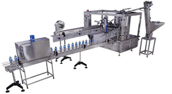 Semi Automatic Bottling Plant