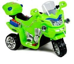 Multicolor 1 Battery Operated Bike Ride On