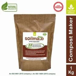 Soilmate Composting Bacteria for Fast and Odour Free Solid Waste Management