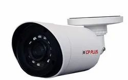 Cp Plus 2.4 mp HD Cosmic Series Bullet CCTV Security Camera, For Outdoor Use, 20 Mtr