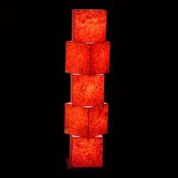 Lotus Lampshades Floor Lamps