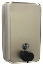 Metal SS Soap Dispenser