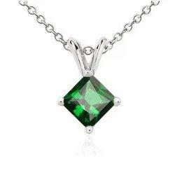 Natural Emerald Sapphire Pendants (Panna)