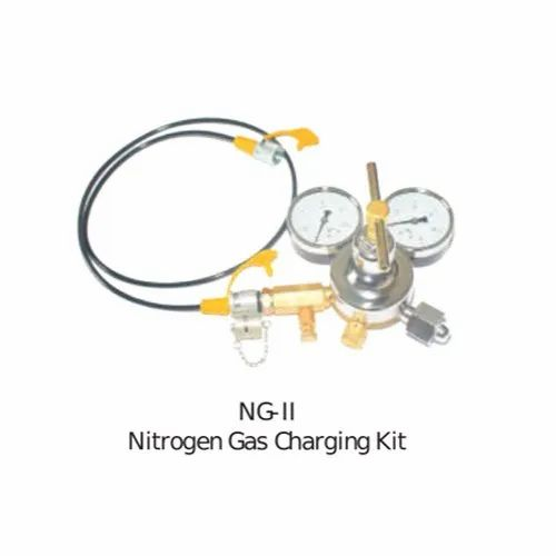 Nitrogen Charging Kit - Accumulator Nitrogen Charging Kit