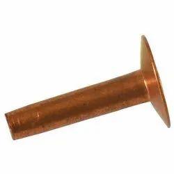 圆形铜铆钉