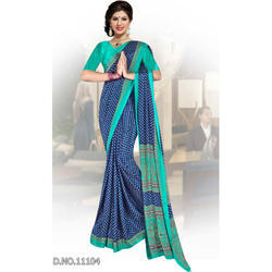 Receptionists Uniform Sarees