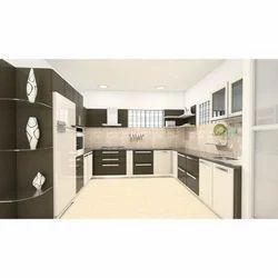 Design U Shaped Modular Kitchen At Rs 125000 Unit U Shape - Modular Kitchen U Shaped Design