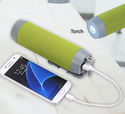 Wireless Speaker With Selfie Stick & Power Bank