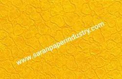 Flower Pattern Embossed Paper