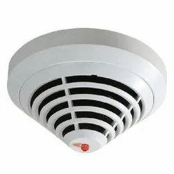 White Smoke Detector
