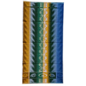 Designer Cotton Bath Towel For Home, Packaging Type: Poly Bag