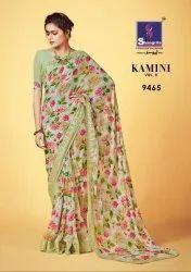 Shangrila Kaamini Vol 9 Fancy Saree