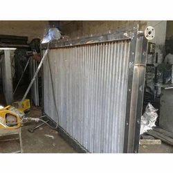 UE Stainless Steel Finned Tube Heat Exchanger, Air, for Power Generation
