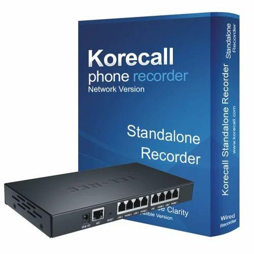 Korecall 4 Line Standalone Recorder & Korecall Call