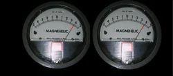 Sensocon USA Differential Pressure Gauge 6-0-6 Mm Wc