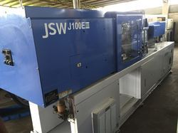 JSW 100 Ton Injection Moulding Machine