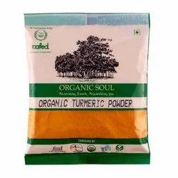 Organic Turmeric Powder, Packaging: Packet, 100g