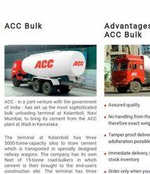 Advantages Of Using ACC Bulk
