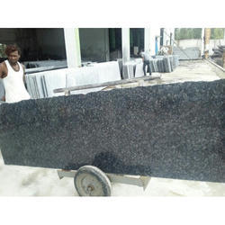Polished Black Granite Slabs, Usage: Kitchen Top, Countertop, Staircase