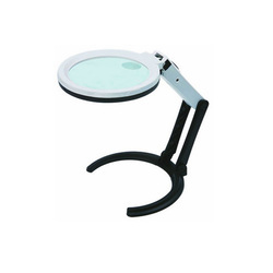Three Ways Magnifier With Illumination