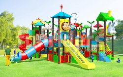 Playground Multi Fun System KAPS 2000