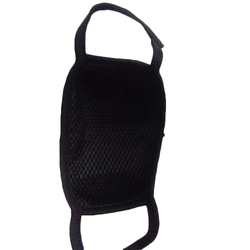 Anti Pollution Black Face Mask
