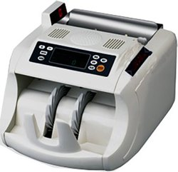 Currency Counting & Fake Note Detection & Dust Collection Facility Model - Km 9011