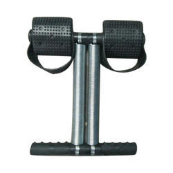 Black Double Spring Tummy Trimmer