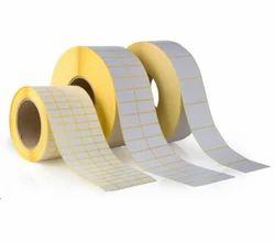 Plain Paper Labels / Stickers