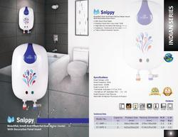 Kalptree - Snippy - 3 Liters - Instant Electric Water Heater / Geyser. All India Home Service.