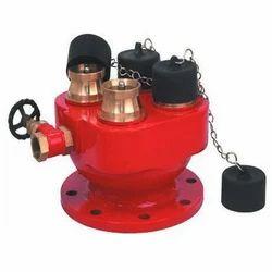 4 Way Fire Hydrant Valve