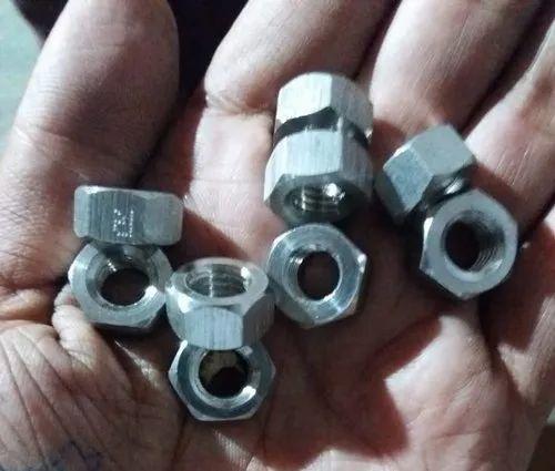 SMO 254 Grade Hex Nut M8