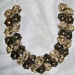 Acrylic Beaded Necklines