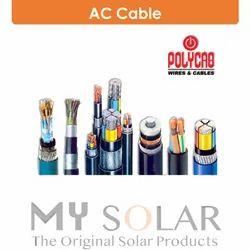 Poly cab Aluminium Armored Cable, 1-4