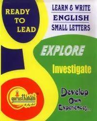 Gurusthanam Learn & Write English Small Letters Books
