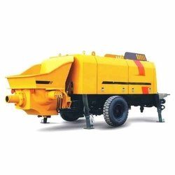Concrete Trailer Pump Rental Rental Service