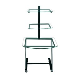 Laptop Trolley Stand LC01