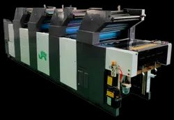 Four Color Offset Printing Machine