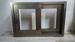 Powder Coated Aluminium Sliding Window