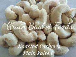 Natural Wholes Roasted Salted Cashew, Grade: W240, Pack Size: 5 kg